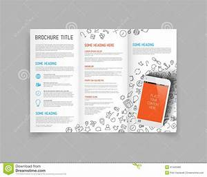 3 fold brochure template free