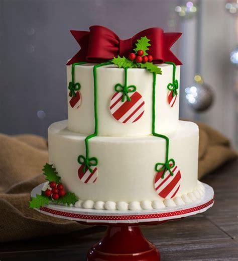 christmas cake decorations ideas 15 creative cake decoration ideas