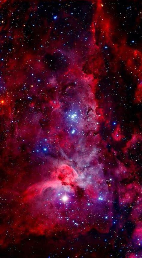 galaxy red wallpaper gallery