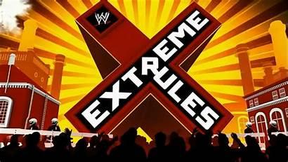 Extreme Rules Wwe Logos Axs Calling Shots