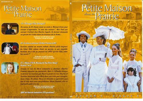 jaquette dvd de la maison dans la prairie saison 4 vol 6 cin 233 ma