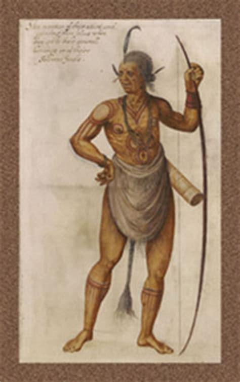 powhatan indian world historic jamestowne part