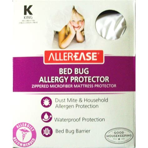 bed protector walmart find the aller ease bed bug mattress cover for an everyday