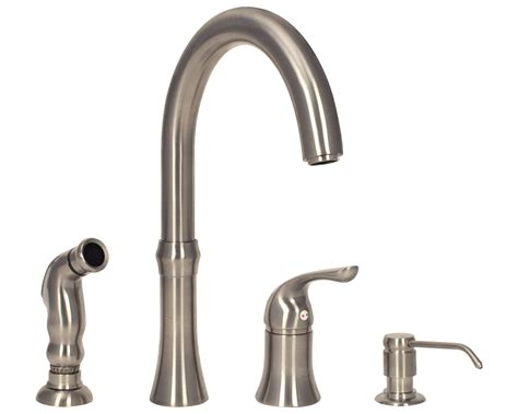 pfister kitchen faucet sink faucet design brushed nickel 4 kitchen faucets