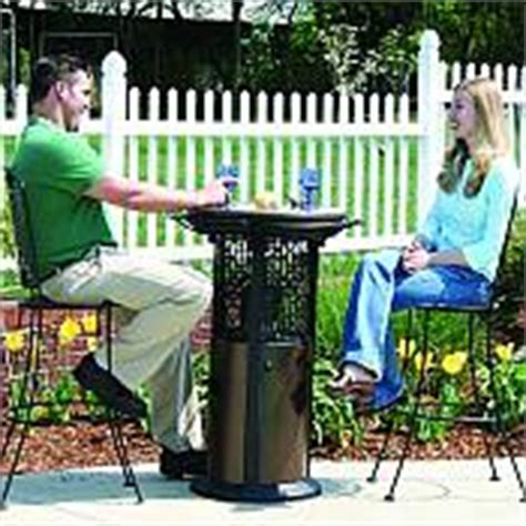 outdoor leisure patio table heater td113