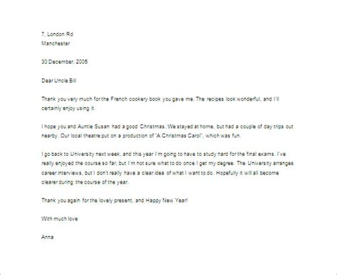 thank you letter for gift thank you letter 58 free word excel pdf psd format 20160