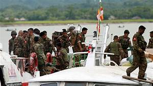 Myanmar Analysts Say Dismissals of Generals Involved in ...
