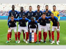 France Football Squad for 2018 Russia FIFA World CUP HD