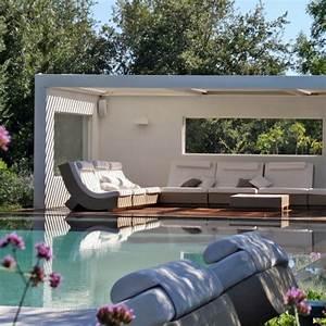 best mobilier de piscine design gallery amazing house With mobilier de piscine design 14 maison traditionnelle grecque