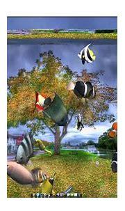 Desktop Aquarium 3D Live Wallpaper on Imac - YouTube