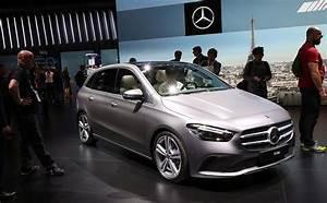 Fiabilité Mercedes Classe B : le monospace mercedes classe b fait sa mue en 2019 30 photos l 39 automobile magazine ~ Medecine-chirurgie-esthetiques.com Avis de Voitures