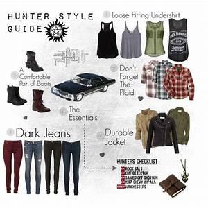 Supernatural : Hunter Style Guide | My Inner Geek ...