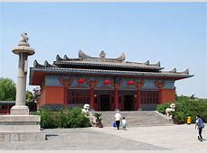 A Palace,Luoyang Luoyang Museum of Ancient Tombs Travel