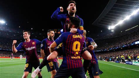 barcelonas lionel messi scores  career club goal