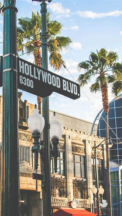 Hollywood Iphone Sign Disney Wallpapers California Latest