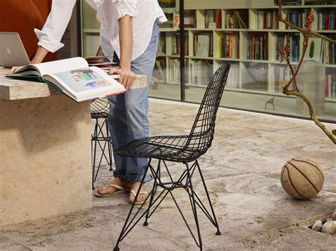 chaise wire chair angle droit design grenoble lyon