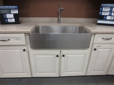 stainless steel farmhouse sink lowes sinks inspiring farmers sink lowes vintage farmhouse sink