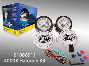Race Ready  U0026gt  Hella Rallye 4000x Halogen Lights