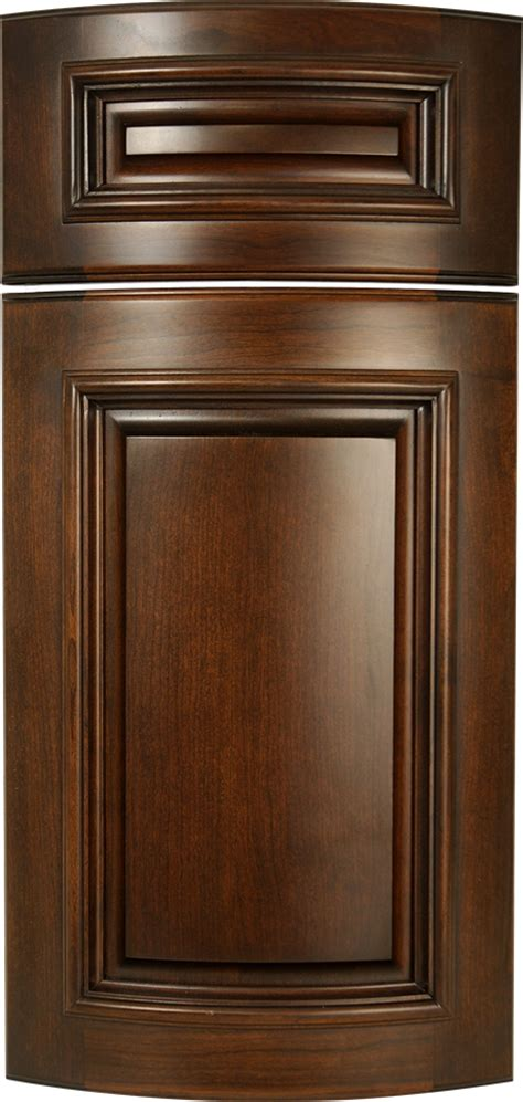 Curved Cupboard Doors - curved cabinet doors with applied molding walzcraft