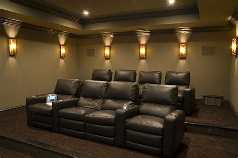 guide to home theater seating tips and things to consider