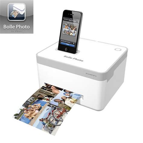 printing pictures from iphone world s iphone printer print directly from your iphone