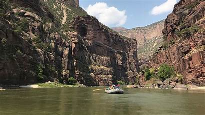 River Canyon Lodore Floating Arta Trips Tucked