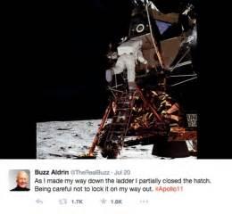 Brian Cox and Buzz Aldrin slam Twitter Apollo 11 ...