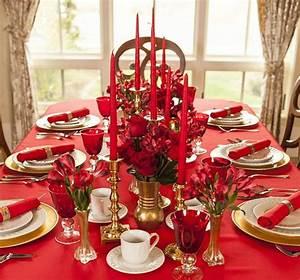 Table De Noel Traditionnelle : table noel ~ Melissatoandfro.com Idées de Décoration