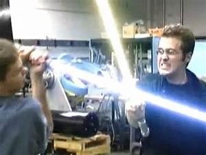 Final Cut Pro Light Effects Best Lightsaber Duels Homemade Light Saber Battles