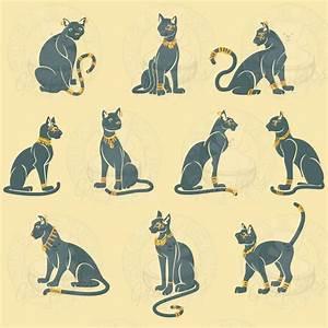 60 best Egyptian cat images on Pinterest | Egyptian tattoo ...