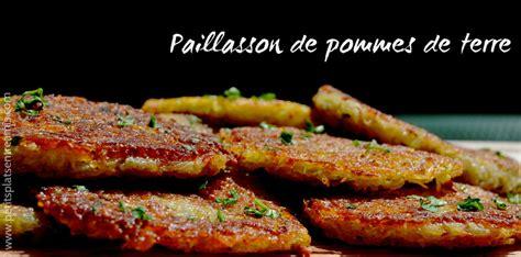 paillasson de pommes de terre rapees paillasson de pommes de terre rapees 28 images paillassons lyonnais de pommes de terre les