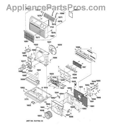 ge wjx propeller appliancepartsproscom