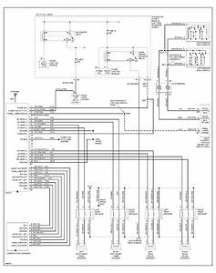 2008 Dodge Grand Caravan Stereo Wiring Diagram