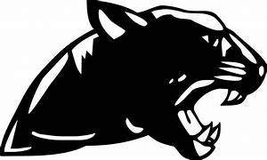 Black Panther clipart - Pencil and in color black panther ...