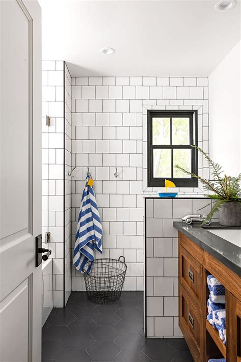 our best bathroom subway tile ideas better homes gardens