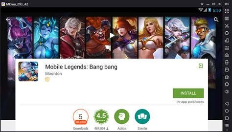 [game Reviews] Mobile Legends