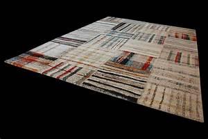 Teppich Bunt Gestreift : teppich merinos marokko ~ Frokenaadalensverden.com Haus und Dekorationen