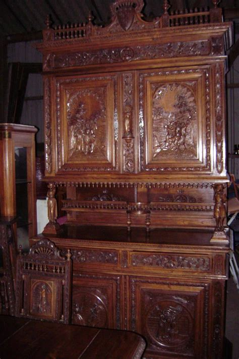 achat ou vente de mobilier breton ée 1900 1920