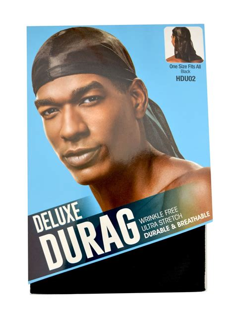 red  kiss mens deluxe durag