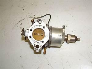 John Deere F525 Front Mower Kawasaki Pa540a Engine Mikuni