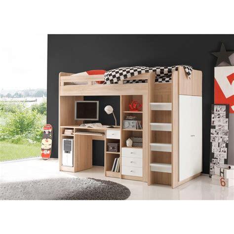 lit mezzanine armoire bureau 1000 idées sur le thème lits à rangement intégré sur