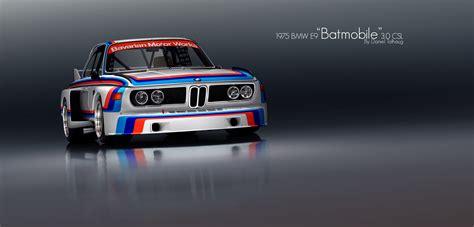BMW E9 Batmobile CSL by DanielTalhaug on DeviantArt