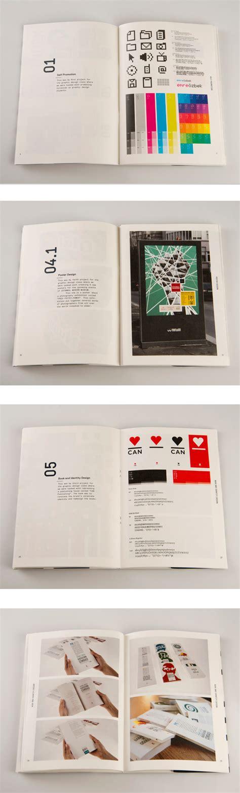 12208 graphic design portfolio book layout exles 5 most impressive graphic design print portfolios