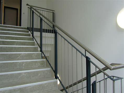 Moderne Treppengeländer Innen by Treppengel 228 Nder Innen Kirchberger Metallbau