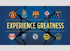 International Champions Cup ICC Fixtures And Upcoming