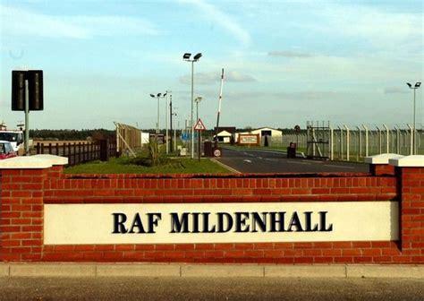 RAF Mildenhall UK.   Mildenhall, Air force day, United kingdom