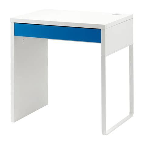micke bureau ikea micke bureau wit blauw ikea