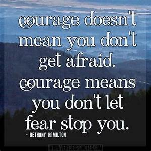 COURAGE QUOTES image quotes at relatably.com