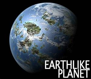 Alien Planets Like Earth - Pics about space