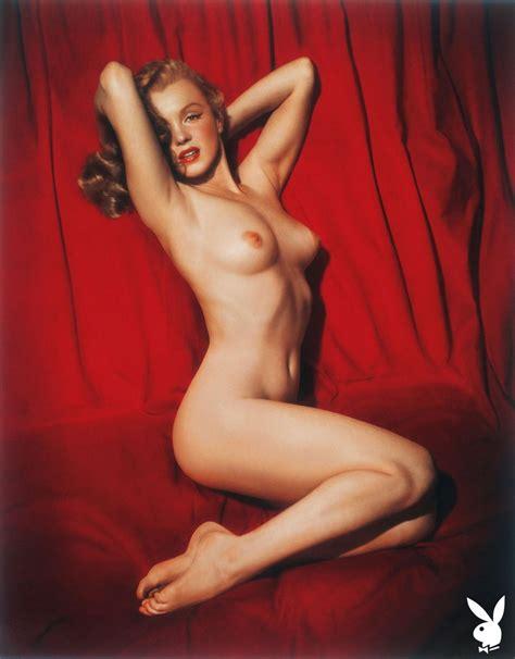 Marilyn Monroe Naked Pics Celebrities Freeing The Nipple